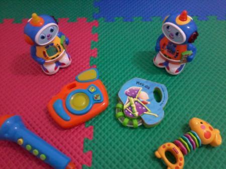 Brinquedos Espaço Kids