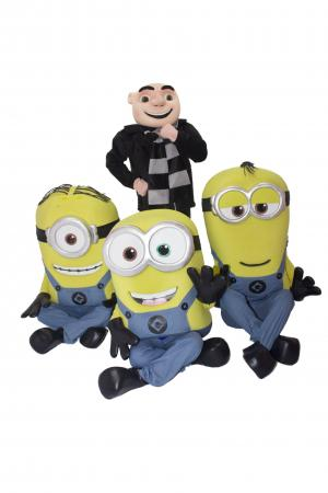 Personagens para festa infantil