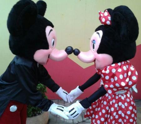 Mickey e Minnie Tradicional