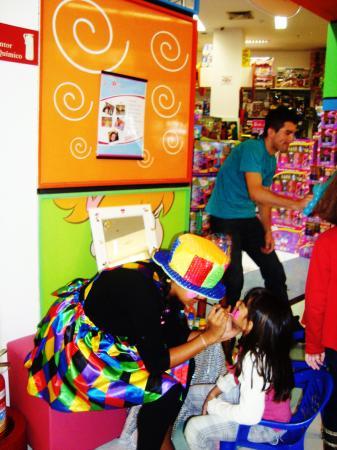 Evento promocional na PB Kids Brinquedos