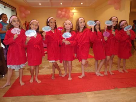 Desfile das nossas princesas