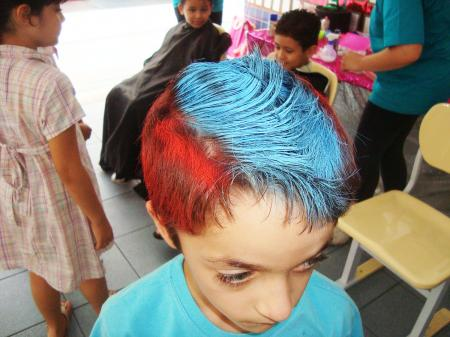 Penteado para meninos