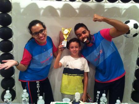Parabéns Campeão